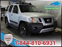 nissan xterra 2015 pro4x 2014 nissan xterra pro 4x used for sale in leather nav