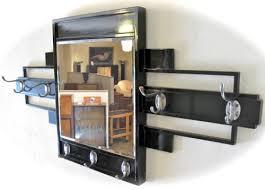 930s art deco mirror and coat rack sold items mirrors art deco
