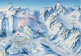 Piste Maps For Italian Ski by Courmayeur Best Ski Resort For Off Piste Skiing Peak Transfer