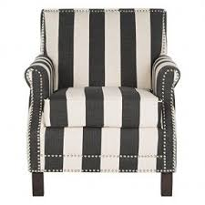 Black And White Accent Chair Black And White Accent Chair Visualizeus