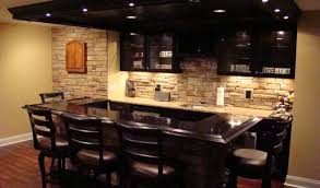 wet bar in basement related of alluring wet bar in basement