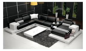 ou acheter canap ou acheter un canape en cuir canapac angle cuir design avec led 8