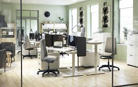 Ikea Lerberg Shelf Home Office Design Inspiration Two Person Ikea Desk With Lerberg