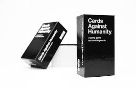 cards against humanity where to buy in store the humor of party wsj