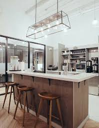 simple kitchen design at wework our west broadway office space