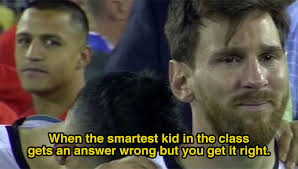 Messi Meme - copa america is over but the final match memes are still fire