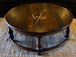 Tuscan Coffee Table Tuscan Style Living Room Furniture Tables Sofas