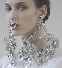 heavy diamond earrings secret heavy metal