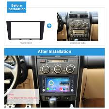 lexus radio brand popular 2din 1995 2006 lexus is200 is300 toyota altezza car radio