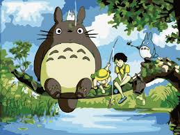 Totoro Home Decor by Totoro Scroll Promotion Shop For Promotional Totoro Scroll On
