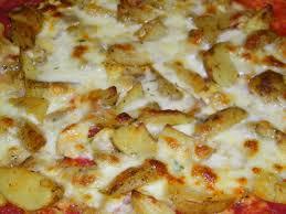 cuisiner reste poulet pizza poulet pommes de terre chez dodie