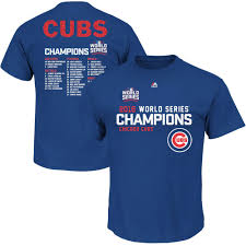 Cubs Toaster Chicago Cubs 2016 World Series Champions Sweet Lineup Roster T