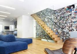 Valuable Idea Stairway Wall Decorating Ideas Also Decorate