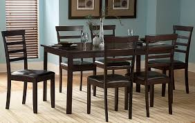 seven piece dining room set