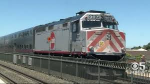 caltrain fares parking rates to increase in october cbs san
