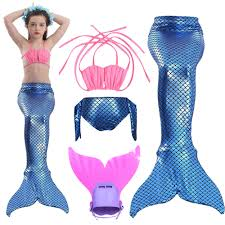 little mermaid halloween costume for adults online get cheap kids mermaid costume aliexpress com
