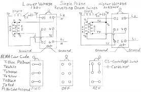 wiring diagram of a single phase 9 lead motor u2013 readingrat net