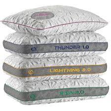 bed gear pillow bedgear lightning performance pillow mattress warehouse