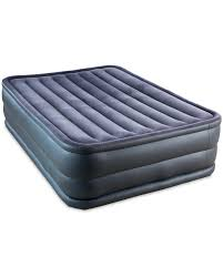 deluxe air bed with pump aldi uk