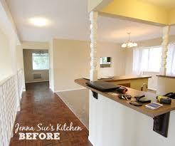 S Kitchen Makeover - seventies no more jenna sue u0027s new kitchen