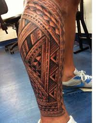 tribal leg tattoos for ideas ideas leg