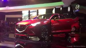 mazda 2 crossover mazda 2 2015 hazumi 360 view youtube