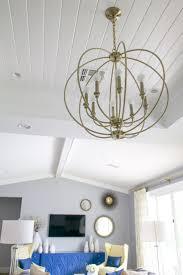 140 best britany simon design hgtv design star images on britany simon design arcadia residence glamorous brass orb chandelier over kitchen island