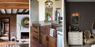 Real Deals In Home Decor 15 Rooms That Prove Brown Is The New Black Forget Shades Of Gray