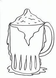 glas coloring pages free