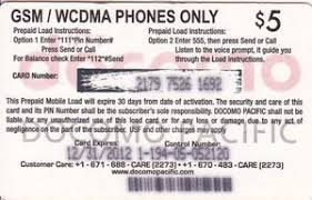 ready prepaid card phonecard ready send go 5 yellow ntt docomo pacific guam