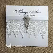 Pocket Wedding Invitations Lace Wedding Invitations Free Shipping