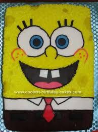 spongebob cake ideas spongebob cakes