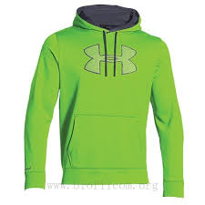 men under armour armour fleece storm big logo hoodie hoodies
