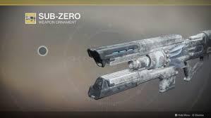 hard light destiny 2 check out destiny 2 s swanky exotic weapon ornaments