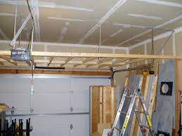 how to build overhead garage storage google search storage