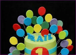 birthday cake ideas for one year old boy simple image gallery