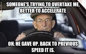 Driving Memes - old man driving memes quickmeme