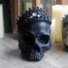 aliexpress com buy home decoration personality retro crown skull
