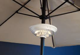 Umbrella Ceiling Light Rechargeable Umbrella Light Sharper Image