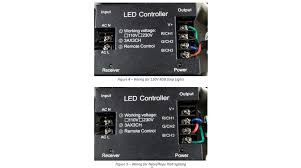 troubleshooting with led rope light controllers birddog
