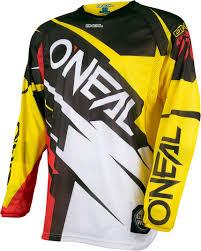 2014 motocross gear o u0027neal motocross gear sizing oneal o neal ultra lite le 70 jersey