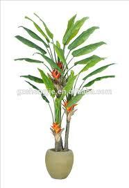 artificial bonsai flower make artificial banana trees small banana