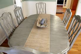 annie sloan dining table reveal drab to fab design