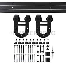 Barn Door Hardware Track System by Barn Door Hardware Kit Picture More Detailed Picture About 5 16