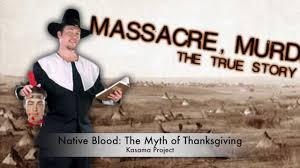 thanksgiving myths white supremacy