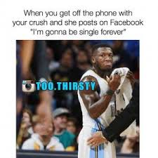 Get Off Your Phone Meme - when you get off the phone with your crush and she posts on facebook