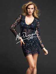 chic and cheerful 6 styles for your holiday party u2013 mac duggal blog