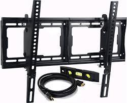 Tv Mount For Window Amazon Com Videosecu Tilt Tv Mounts Wall Mount Bracket For
