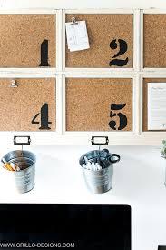 industrial diy bulletin board from a repurposed window u2022 grillo