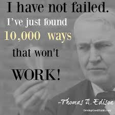 einstein quote love relativity quotes on success u0026 failure from history